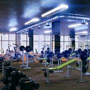 fitness club; Spa
