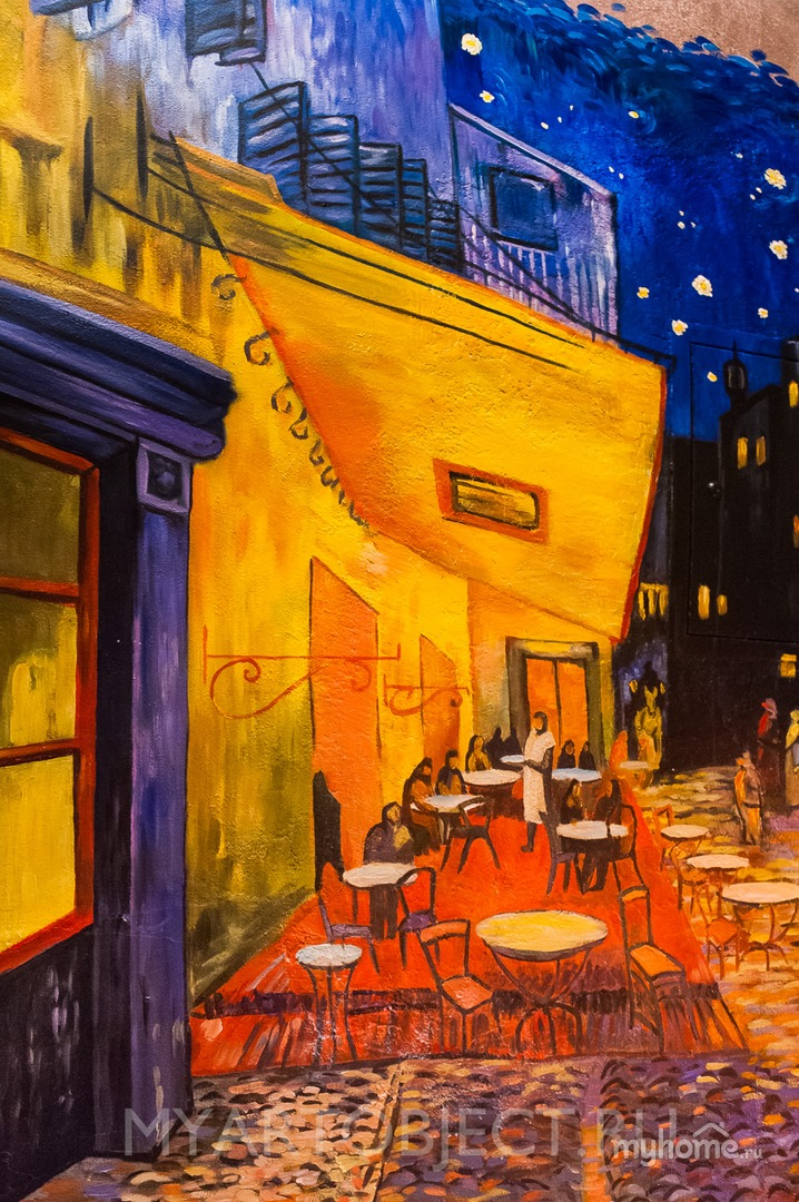 the cafe terrace at night essay Cafe terrace is available as a handmade what makes van gogh unique (video essay how we create a hand painted cafe terrace at night by.
